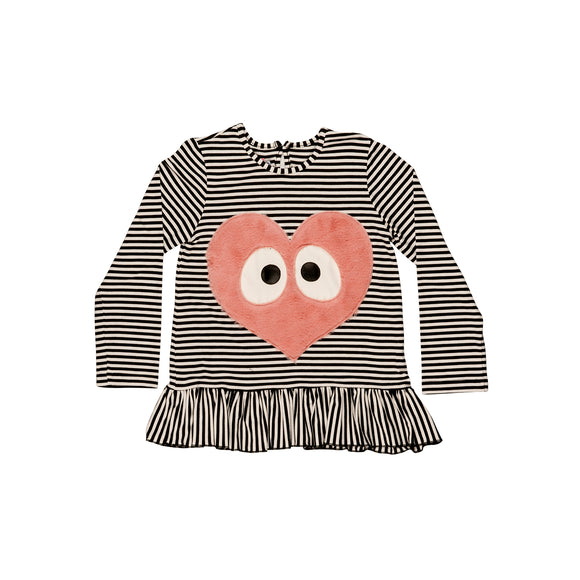 Wauw Capow by BangBang Miss Heart Shirt - Bloom Moda