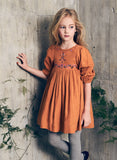 Designer Kids Fashion at Bloom Moda Online Children's Boutique - Nellystella Clover Dress,  Dress