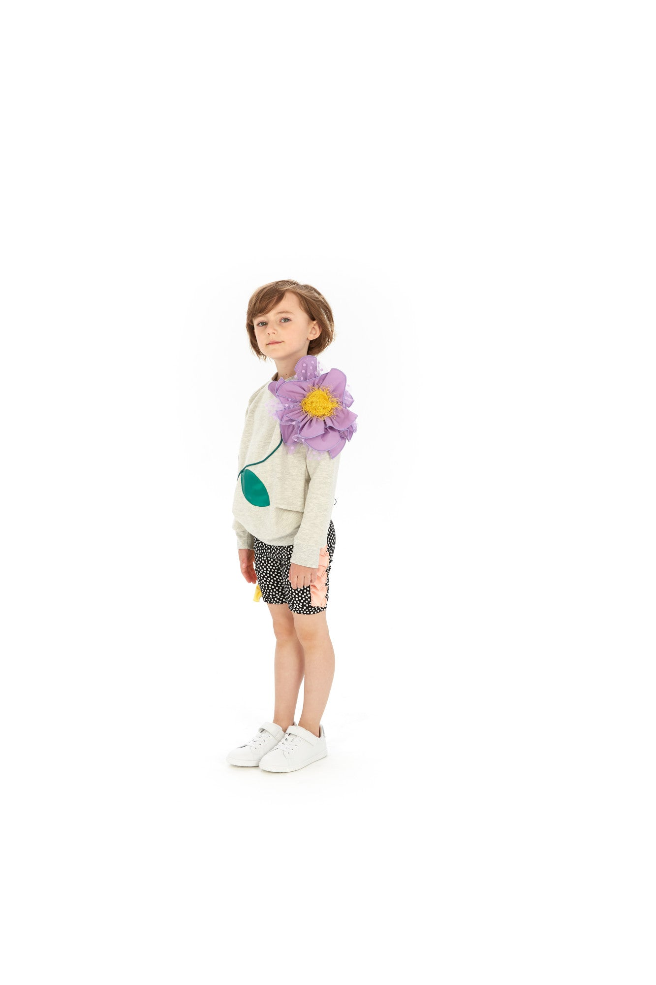 Designer Kids Fashion at Bloom Moda Online Children's Boutique - Wauw Capow by BangBang Pop Shorts,  Shorts