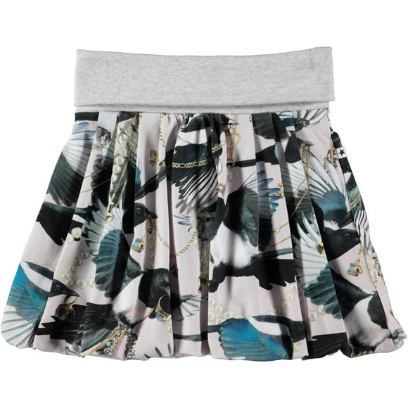 Designer Kids Fashion at Bloom Moda Online Children's Boutique - Molo Baji - Treasure Hunters Skirt,  Skirt