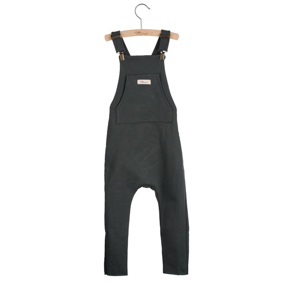 Little Hedonist Salopette Dungarees - Bloom Moda