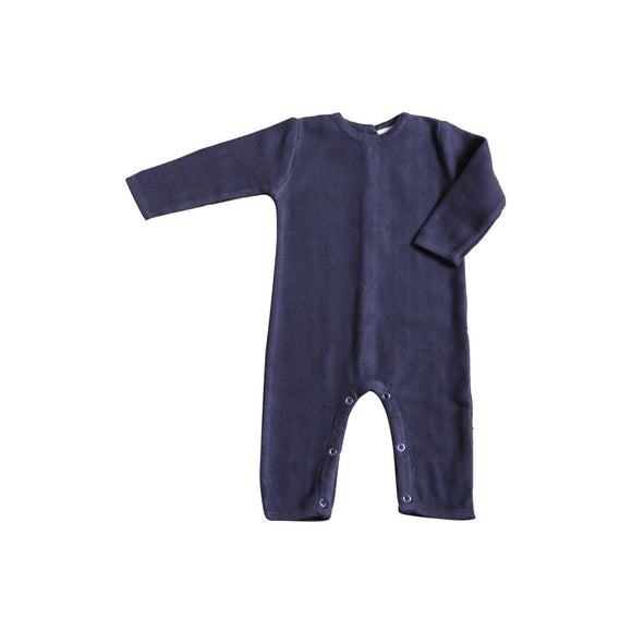Designer Kids Fashion at Bloom Moda Online Children's Boutique - Lililotte Nantes Auguste Knit Jumpsuit,  Jumpsuit