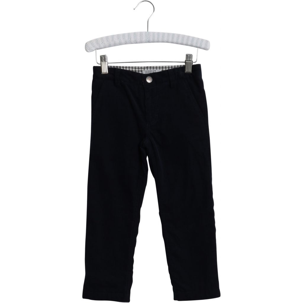 Designer Kids Fashion at Bloom Moda Online Children's Boutique - Wheat Corduroy Chinos,  Pants