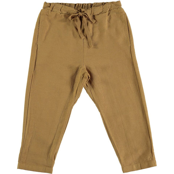 Designer Kids Fashion at Bloom Moda Online Children's Boutique - Búho Nicola Cotton Pants,  Pants