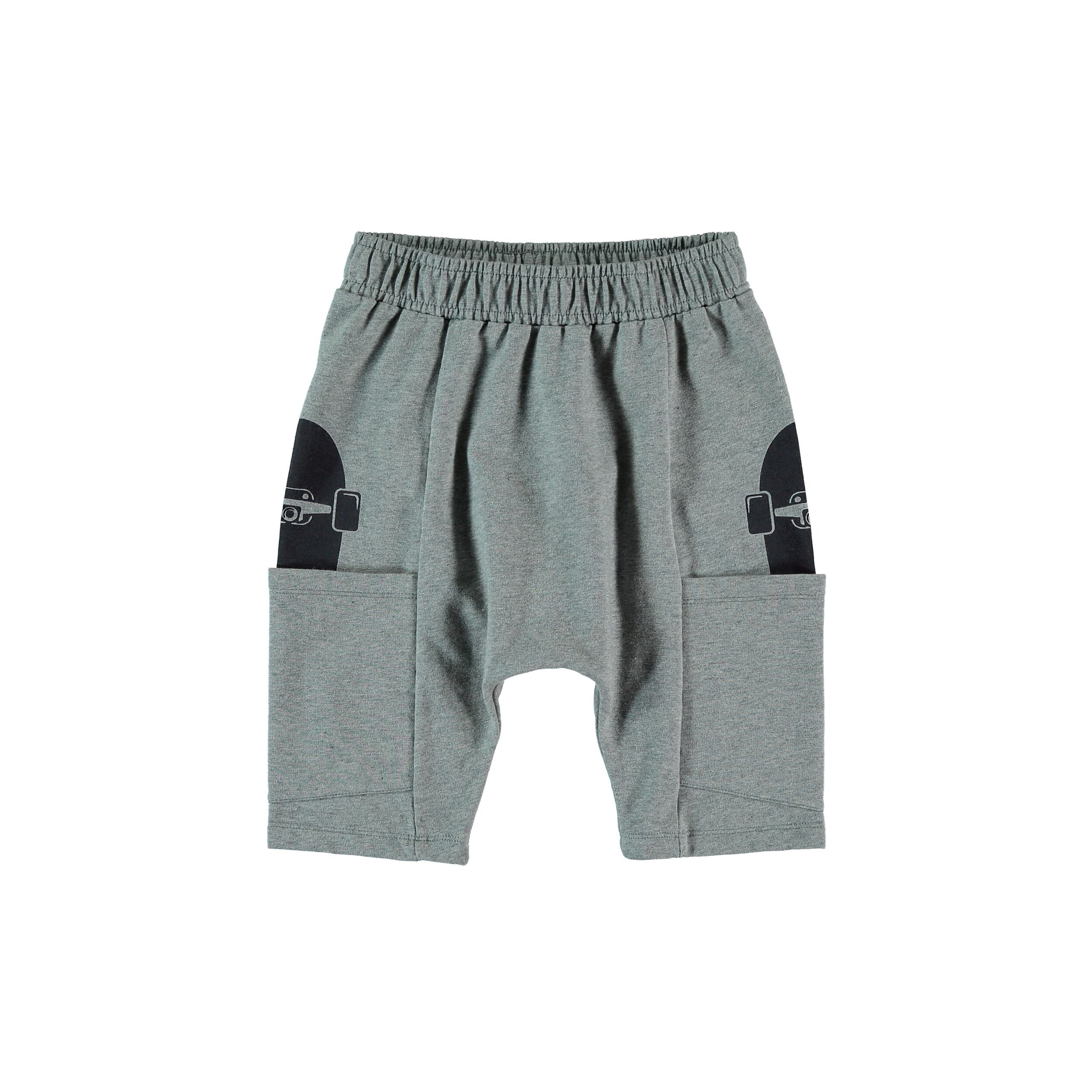 Designer Kids Fashion at Bloom Moda Online Children's Boutique - Yporqué Skate Cargo Shorts,  Shorts