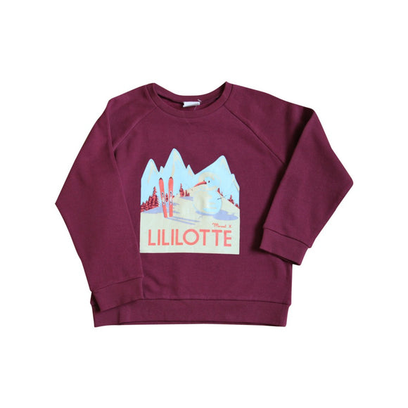Lililotte Nantes Axel Sweatshirt - Bloom Moda