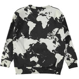 Designer Kids Fashion at Bloom Moda Online Children's Boutique - Molo Madsim World Map Shirt,  Shirt