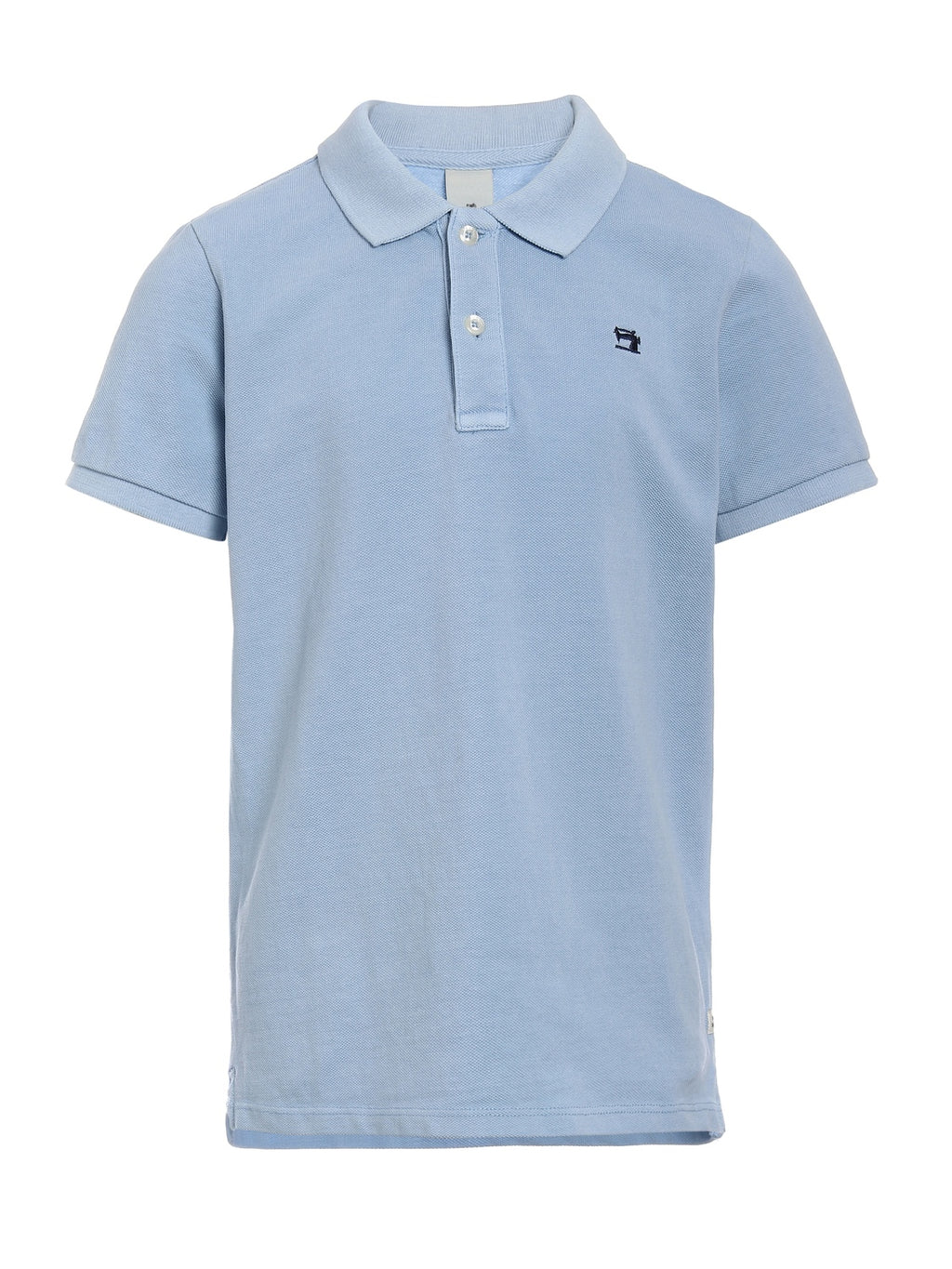 Designer Kids Fashion at Bloom Moda Online Children's Boutique - Scotch & Soda Pique Polo,  Shirt