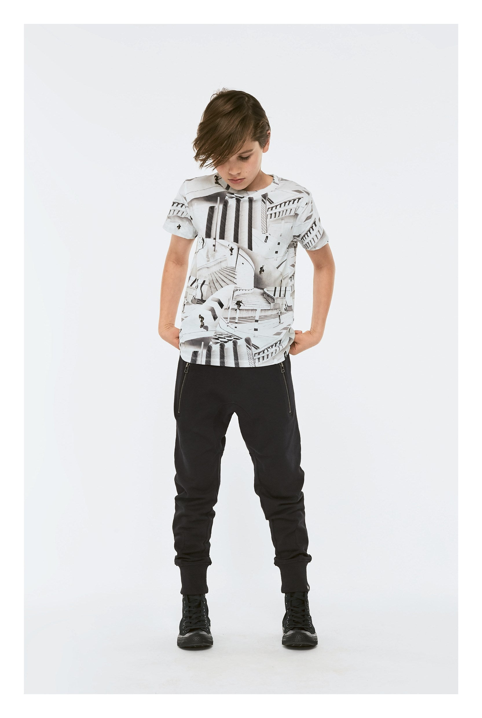 Designer Kids Fashion at Bloom Moda Online Children's Boutique - Molo Raymont Shirt,  Shirt