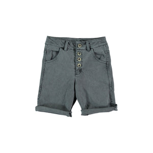 Búho Daniel Front Buttoned Bermuda Shorts - Bloom Moda
