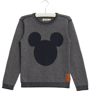 Designer Kids Fashion at Bloom Moda Online Children's Boutique - Disney by Wheat Knit Pullover Mickey,  Sweaters