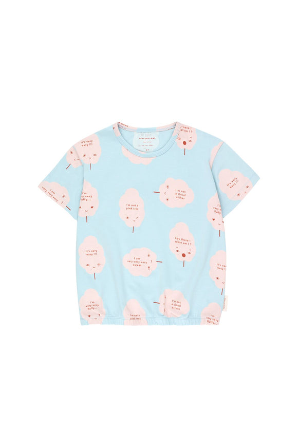 Designer Kids Fashion at Bloom Moda Online Children's Boutique - Tinycottons Candy Floss Tee,  Shirt