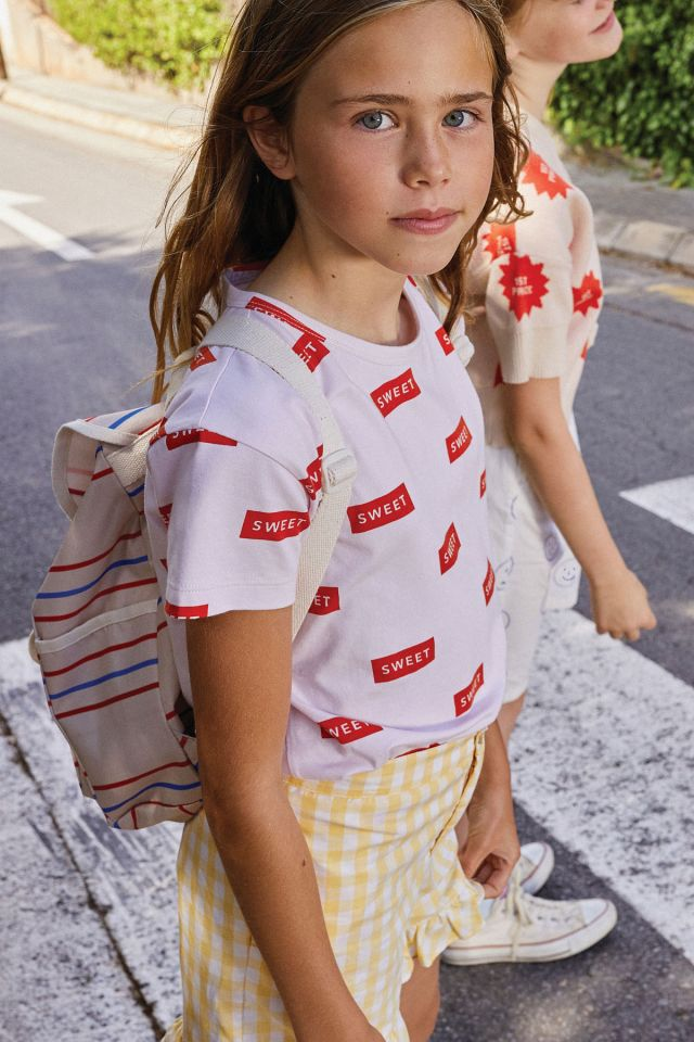 Designer Kids Fashion at Bloom Moda Online Children's Boutique - Tinycottons Sweet Tee,  Shirt