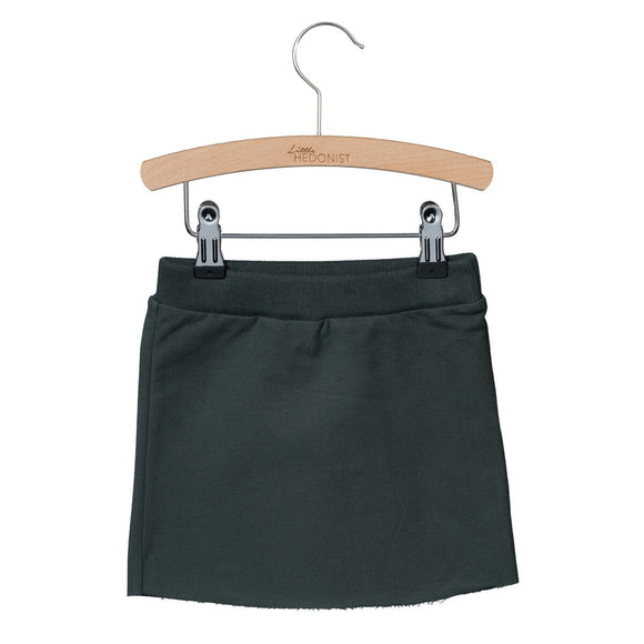 Designer Kids Fashion at Bloom Moda Online Children's Boutique - Little Hedonist Maggy Skirt - Pirate Black,  Skirt