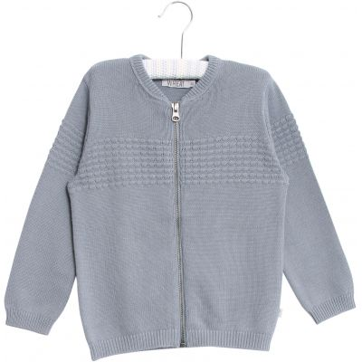 Designer Kids Fashion at Bloom Moda Online Children's Boutique - Wheat Knit Sailor Cardigan,  Sweaters