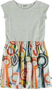 Designer Kids Fashion at Bloom Moda Online Children's Boutique - Molo Carla Dress,  Dress