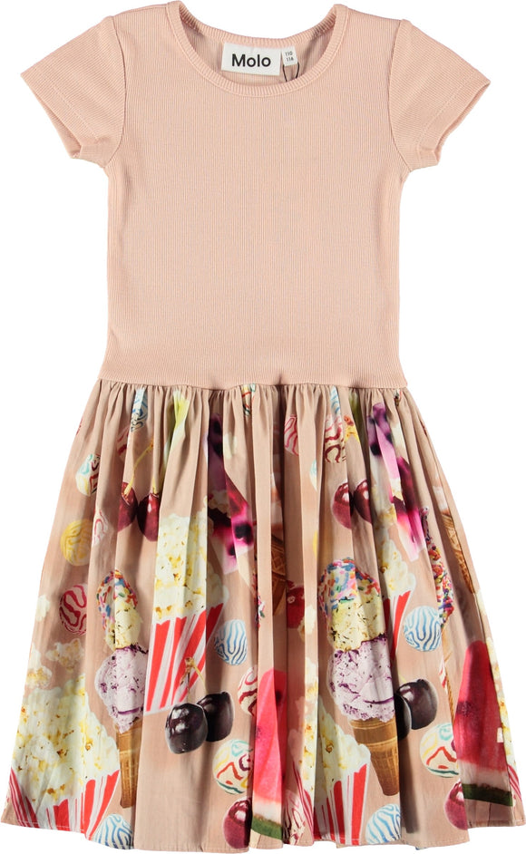 Designer Kids Fashion at Bloom Moda Online Children's Boutique - Molo Cissa Dress,  Dress