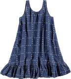Designer Kids Fashion at Bloom Moda Online Children's Boutique - Molo Cyrusia Denim Dress,  Dress