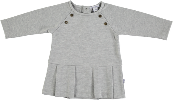 Designer Kids Fashion at Bloom Moda Online Children's Boutique - Mon Marcel Elsa Dress,  Dress