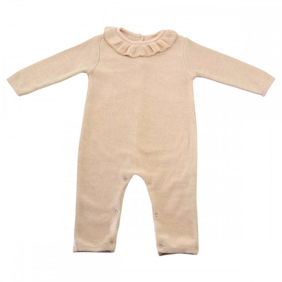 Designer Kids Fashion at Bloom Moda Online Children's Boutique - Lililotte Nantes Ernestine Knit Jumpsuit,  Jumpsuit