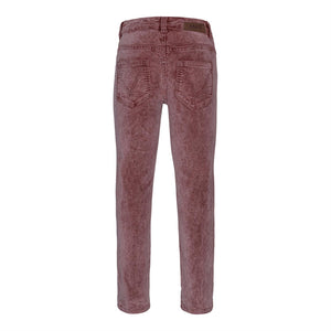 Designer Kids Fashion at Bloom Moda Online Children's Boutique - Molo Adele Velour Jeans,  Pants