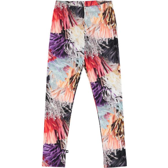 Designer Kids Fashion at Bloom Moda Online Children's Boutique - Molo Niki Celebration Leggings,  Pants