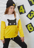 yporqué Cat Tee with Sound - Bloom Moda