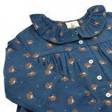 Designer Kids Fashion at Bloom Moda Online Children's Boutique - Lililotte Nantes Colombine Blouse,  Blouse