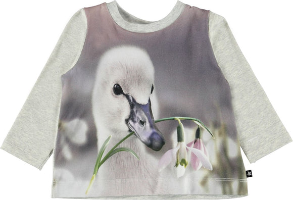 Designer Kids Fashion at Bloom Moda Online Children's Boutique - Molo Ebby Sweatshirt,  Shirt
