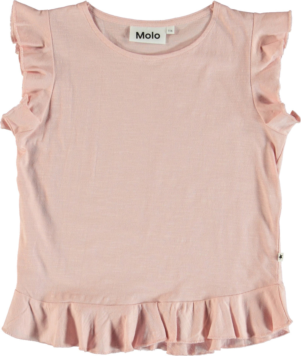 Designer Kids Fashion at Bloom Moda Online Children's Boutique - Molo Rabia Shirt,  Blouse