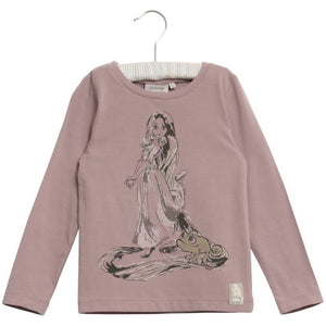 Designer Kids Fashion at Bloom Moda Online Children's Boutique - Disney by Wheat Rapunzel and Pascal Shirt,  Shirt