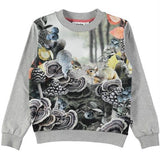 Designer Kids Fashion at Bloom Moda Online Children's Boutique - Molo Regine Long Sleeve Shirt,  Shirt