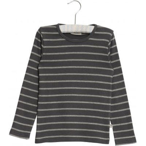 Designer Kids Fashion at Bloom Moda Online Children's Boutique - Wheat Striped T-Shirt,  Shirt
