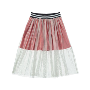 Yporqué Layered Tulle Skirt - Bloom Moda