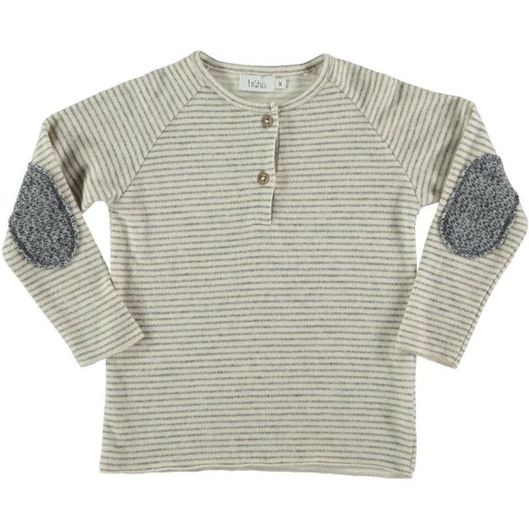 Buho Leo Stripes Sweater - Bloom Moda