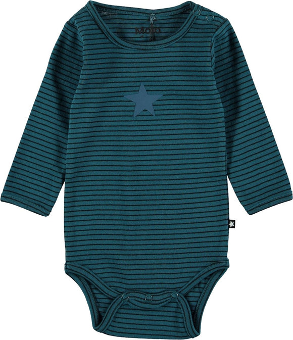Designer Kids Fashion at Bloom Moda Online Children's Boutique - Molo Foss Bodysuit,  Bodies