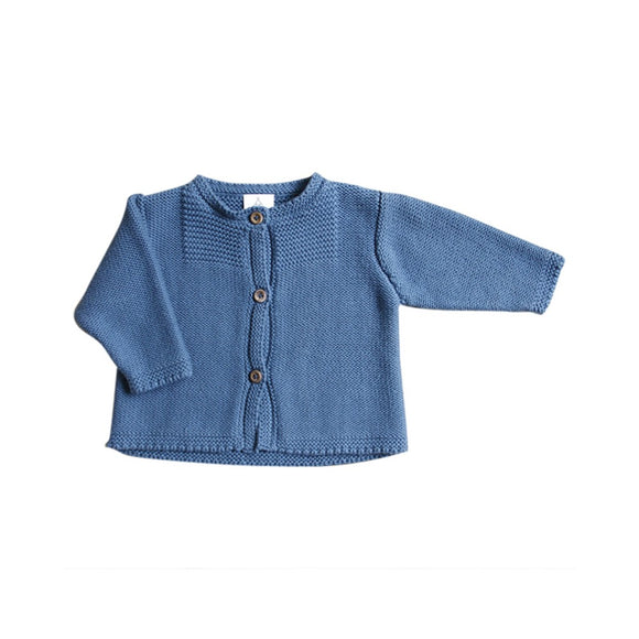 Designer Kids Fashion at Bloom Moda Online Children's Boutique - Lililotte Nantes Victoire Knit Cardigan,  Cardigan