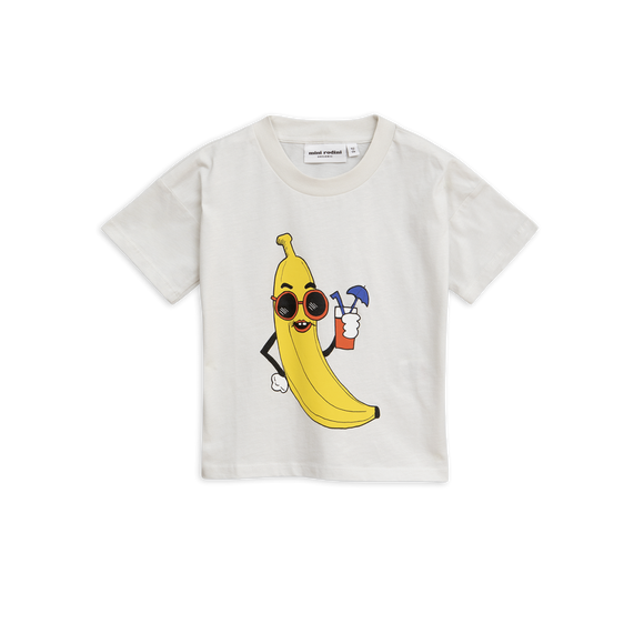 Designer Kids Fashion at Bloom Moda Online Children's Boutique - Mini Rodini Banana Tee,  Shirt