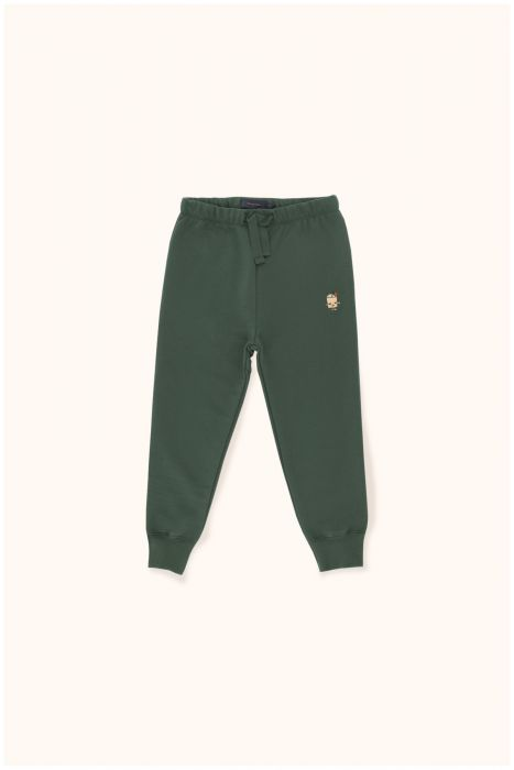 Designer Kids Fashion at Bloom Moda Online Children's Boutique - Tinycottons Friendly Bag Graphic Fleece Pants,  Pants