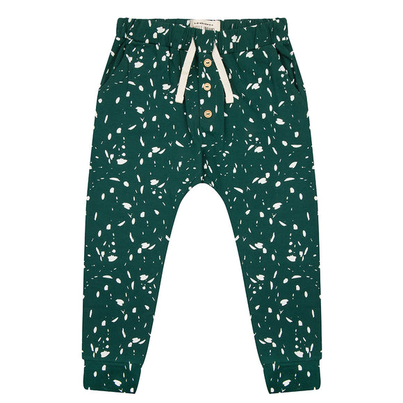 Designer Kids Fashion at Bloom Moda Online Children's Boutique - Little Indians Galaxy Pants,  Pants