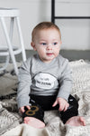 Designer Kids Fashion at Bloom Moda Online Children's Boutique - Little Indians Future Astronaut Sweater,  Sweaters