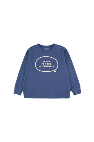 Designer Kids Fashion at Bloom Moda Online Children's Boutique - Tinycottons Adventure Sweatshirt,  Shirt