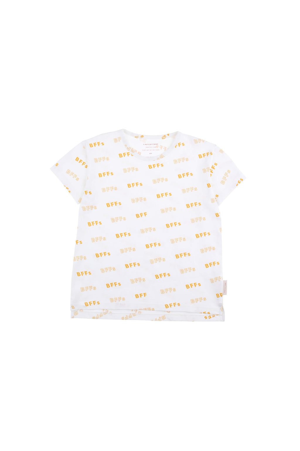 Designer Kids Fashion at Bloom Moda Online Children's Boutique - Tinycottons BFFS' Tee,  Shirt