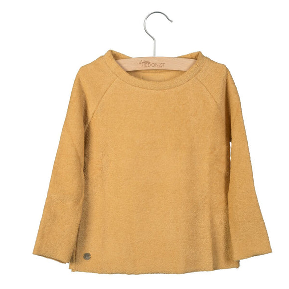 Designer Kids Fashion at Bloom Moda Online Children's Boutique - Little Hedonist David Sweater,  Shirt