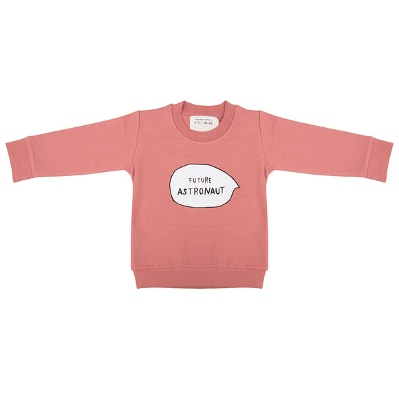 Little Indians Future Astronaut Sweater - Bloom Moda