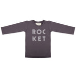 Designer Kids Fashion at Bloom Moda Online Children's Boutique - Little Indians Rocket Shirt,  Shirt