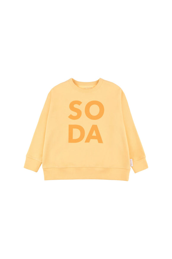 Designer Kids Fashion at Bloom Moda Online Children's Boutique - Tinycottons Soda Sweatshirt,  Shirt