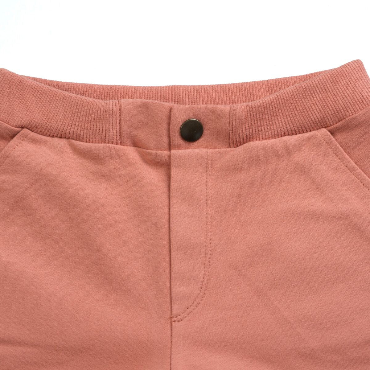 Designer Kids Fashion at Bloom Moda Online Children's Boutique - Little Hedonist Billy Shorts - Desert Sand,  Shorts