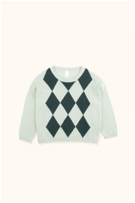 Tinycottons Rhombus Sweater - Bloom Moda