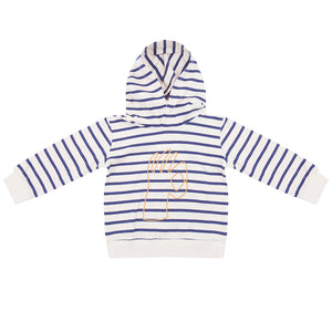 Designer Children's Fashion: Bloom Moda Online Kids Boutique - Little Indians Okay Hoodie,  Sweater